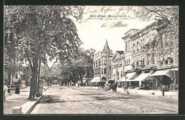 CPA Somerville, NJ, Main Street - Vereinigte Staaten