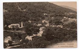 BOCOGNANO (CORSE) - VUE GENERALE - Frankrijk