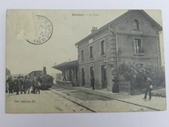 Guines - La Gare - Edit. Delhaye, Lib, - Guines