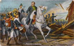 Napoléon à Waterloo - Histoire