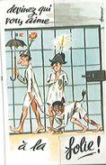 Belle Carte Système - Illustrateur Louis Carrière - - Cartoline Con Meccanismi