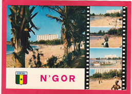 Modern Post Card Of N`Gor,Ngor, Dakar,Senegal,B24. - Senegal