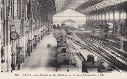 Paris - La Gare D'Austerlitz (intérieur)        (A-45-120217) - Transport Urbain En Surface