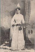 CPA H138 Dinan S.M.la Reine Des Fleurs De Blé Noir Souvenir Des Fêtes Du 2 Septembre 1906 - Dinan
