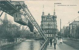 Schwebebahn - Barmen - Neuerweg - 1908      (A-45-120217) - Autres