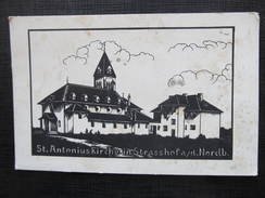 AK STRASSHOF A.d.Nordbahn B. Gänserndorf  Ca.1930  //// D*25430 - Gänserndorf