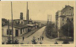 Camp D'Elsenborn.  -   Centrale Electrique - Elsenborn (camp)