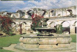 24765.  Postal Ruinas Antiguas SANTA CLARA (Guatemala) - Guatemala