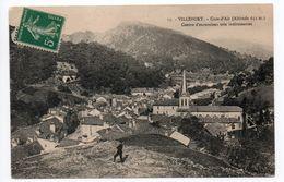 VILLEFORT (48) - CURE D'AIR - CENTRE D'EXCURSIONS TRES INTERESSANTES - Villefort