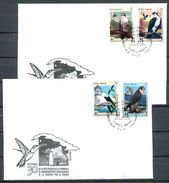 Cuba 2017 / Birds Lighthouse FDC Vögel Aves Faro SPD Oiseaux / Cu4320  C - Pájaros