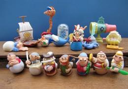 Kinder 2006 : Série Complète Les Piramollis Avec 18 BPZ (18 Figurines) - Lots