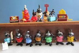 Kinder 2006 : Série Complète Les Notes De Musique Avec 14 BPZ (15 Figurines) - Lotti