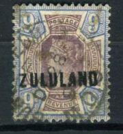 ZOUZOULAND (  POSTE ) : Y&T N°  2  TIMBRE  BIEN  OBLITERE , A  VOIR . - Zululand (1888-1902)