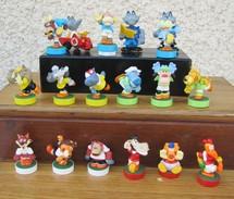 Kinder 2006 : Série Complète Magic Sport Avec 3 BPZ (18 Figurines) - Kinder & Diddl