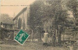FONTENAY-ST PERE -moulin De La Mairie - France