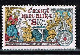 Tschechien 1999, Michel# 223 O 750th Anniversary Of Jihlava Mining Rights - Tschechische Republik