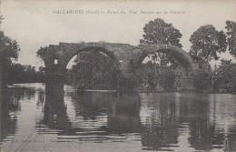 Gallargues 30 - Ruines Du Pont Romain Sur Le Vidourle - Gallargues-le-Montueux