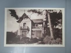 CPA  33 ANDERNOS LES BAINS LA ROSERAIE VILLA CHAMBRES MEUBLEES - Andernos-les-Bains