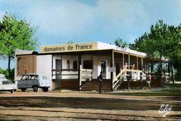 MONTALIVET LES BAINS /  33 /  VUE GENERALE   SUR LE DOMAINE DE FRANCE  CPM / CPSM 10 X 15 - France