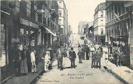 PARIS 17 Eme -rue Pouchet - Arrondissement: 17