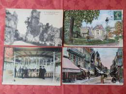 Lot De 52 Cp (departement 03) Toutes Scannées Recto/verso (001) - Postcards