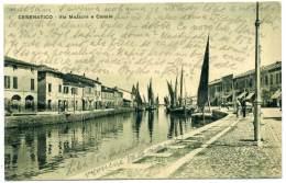 R.432.  CESENATICO - Via Mazzoni E Canale - 1926 - Italia