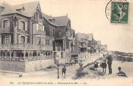 62-LE TOUQUET-PARIS-PLAGE - BOULVARD DE LA MER - Le Touquet