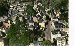 LAGUENNE  /  19 /  VUE GENERALE  SUR L'EGLISE   CPM / CPSM 10 X 15 - Autres Communes