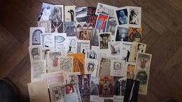 Image Pieuse -  SANTINO - Holly Card -  LOT De 50 Images - 3 - Devotieprenten