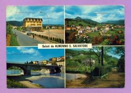 Saluti Da Almenno S. Salvatore - Bergamo