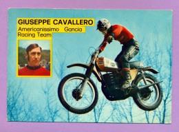 Giuseppe Cavallero - Americanissimo Gancia - Racing Team - Motos