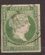 1855 Isabel II Edifil 47(º) VC 47,50€ - 1850-68 Reino: Isabel II