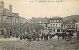 MONEIN-la Halle Et La Place - Autres Communes