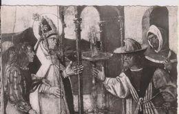 D71 - MUSEE DE CHALON SUR SAONE - RETABLE DE SAINT BLAISE - PRIMITITF FRANCAIS DU DEBUT DE 16e SIECLE - Chalon Sur Saone