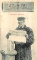 PUBLICITE JOURNAUX PRESSE L'AUTO VELO - Pubblicitari
