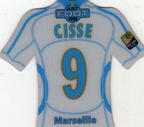 Magnet Magnets Maillot De Football Pitch Marseille Cissé 2008 - Sports