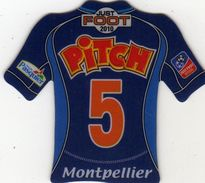Magnet Magnets Maillot De Football Pitch Montpellier 2010 - Sports