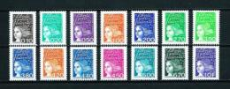 Francia  Nº Yvert  3086/99  En Nuevo - Nuevos