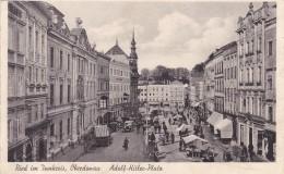 Ried Im Innkreis, Oberdonau - Adolf-Hitler-Platz * Feldpost 5. 3. 1940 - Ried Im Innkreis