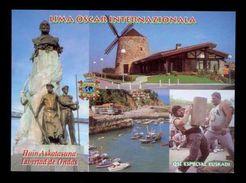 Tarjeta *Radioaficionado* *Lima Oscar Internazionala. QSL Especial Euskadi* Ver Dorso. - Radio Amateur