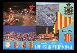 Tarjeta Postal *Radioaficionado* *Liberta D´Ones. Catalunya* Meds: 100x151 Mms. Ver Dorso. - Radio Amateur