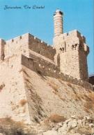 JERUSALEM The Citadel - Israele