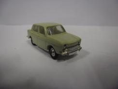VINTAGE SIMCA 1000 Couleur Vert Tilleul Marque Micro Miniatures De NOREV 1/86 ° 1/87 ° France - Echelle 1:87