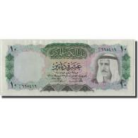 Kuwait, 10 Dinars, L.1968, KM:10a, SUP+ - Koweït