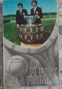 ROMANIA-ILIE NASTASE-NASTY-& ION TIRIAC-and EDSON ARENTES DU NASCIMENTO-PELE-THE KING-WOULD HAVE BEEN NICE! - Andere