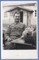 WK II - Junger Soldat, Fotokarte - 1939-45