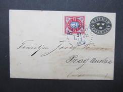 GANZSACHE Orebro - Prag 1908  //// D*25530 - Schweden