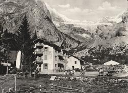 Cormayeur (Valle D'Aosta ) Albergo PURTUD - Aosta