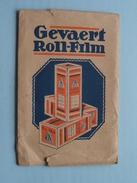 Kaftje Met Stempel JULES Van GEEL - DAUWE - LIER ( Gevaert / Zie Foto's ) ! - Supplies And Equipment