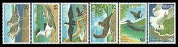 VANUATU 1997 BIRDS COMORANT TERN SET MNH - Vanuatu (1980-...)